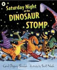Diggory Shields, C: Saturday Night at the Dinosaur Stomp