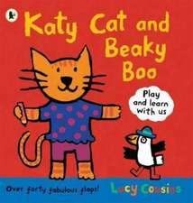 Katy Cat and Beaky Boo. Lucy Cousins:  Web in Space