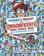 Handford, M: Where's Wally? The Magnificent Mini Book Box