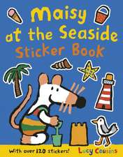 Maisy at the Seaside Sticker Book