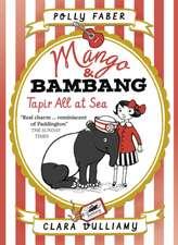 MANGO & BAMBANG TAPIR ALL AT SEA