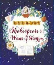 Shakespeare's Words of Wisdom: Panorama Pops