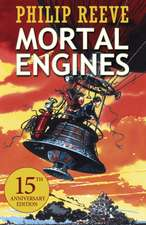Predator Cities Mortal Engines. Anniversary Edition