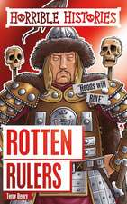 Rotten Rulers