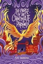 Saunders, K: Curse of the Chocolate Phoenix NE