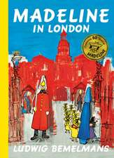 Madeline in London (mini HB)
