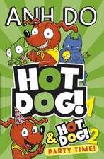 Hot Dog 1&2 bind-up
