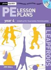 PE Lesson Plans Year 4