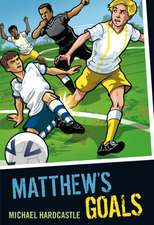 Matthew's Goals