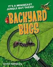 Spilsbury, L: Backyard Bugs