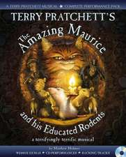 Terry Pratchett's The Amazing Maurice and his Educated Rodents