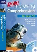 More Improving Comprehension 7-8