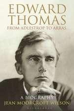 Edward Thomas:  A Biography