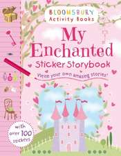 My Enchanted Sticker Storybook