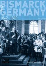 Bismarck and Germany, 1862-1890