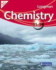 Longman Chemistry 11-14 (2009 edition)