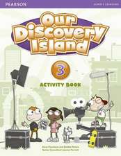 Our Discovery Island Level 3 Activity Book and CD ROM (Pupil) Pack