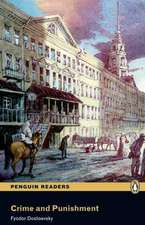 Dostoyevsky, F: Level 6: Crime and Punishment Book and MP3 P