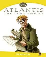 Level 6: Atlantis: Lost Empire
