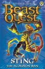 Beast Quest: Sting the Scorpion Man
