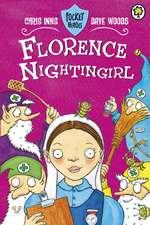 Pocket Heroes: Florence Nightingirl