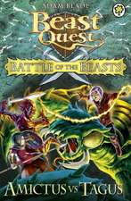 Beast Quest Battle of the Beasts: Amictus Vs Tagus