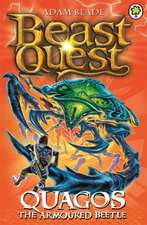 Beast Quest: 86: Quagos the Armoured Beetle