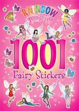 1001 Fairy Stickers
