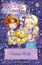 Secret Kingdom: Genie Wish