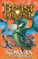 Beast Quest: Korvax the Sea Dragon