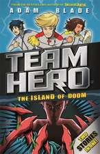 Team Hero: The Island of Doom: Special Bumper Book 2