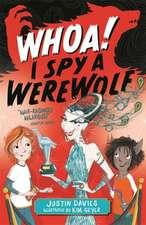 Whoa! I Spy a Werewolf