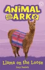 Animal Ark, New 10: Llama on the Loose