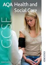 AQA GCSE Health and Social Care