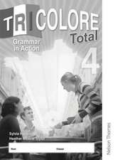 Tricolore Total 4 Grammar in Action (8 pack)