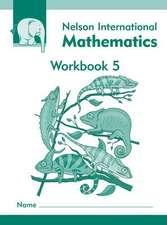 Nelson International Mathematics Workbook 5