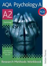 AQA Psychology A A2 Research Methods Workbook
