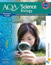 AQA Science GCSE Biology Revision Guide (2011 specification)