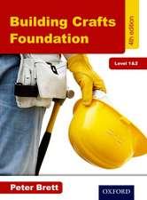 Building Crafts Foundation Level 1&2