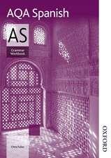 AQA AS Spanish Grammar Workbook
