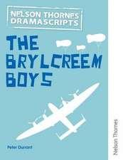 Dramascripts: The Brylcreem Boys