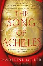 The Song of Achilles: Orange Prize for Fiction 2012
