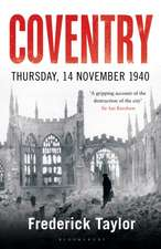 Coventry: Thursday, 14 November 1940