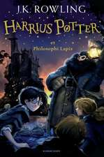 Harry Potter and the Philosopher's Stone (Latin): Harrius Potter et Philosophi Lapis (Latin)