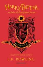Harry Potter and the Philosopher's Stone Gryffindor Edition Red