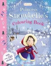 Princess Snowbelle's Colouring Book