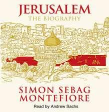 Jerusalem: The Biography. Audiobook