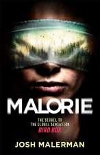 Malorie: The much-anticipated Bird Box sequel