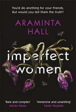 Hall, A: Imperfect Women