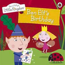 Ben and Holly's Little Kingdom, Ben Elf's Birthday Storybook